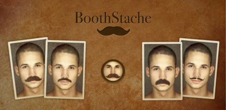 BoothStache 1.7 دانلود نرم افزار گذاشتن سبیل روی چهره
