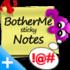 دانلود BotherMe Sticky Notes ad-free 0.9.163 یادداشت های چسبنده اندروید