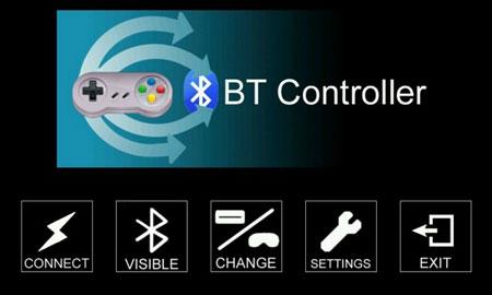 BT Controller 1.5.5.2 دانلود نرم افزار تبدیل دستگاه اندروید به گیم پد