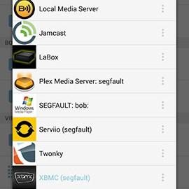 دانلود BubbleUPnP Pro 3.4.6 برنامه پخش آهنگ، فیلم و عکس در تلویزیون