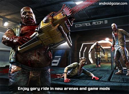 Dead Effect 1.2.2 دانلود بازی گرافیکی و ترسناک تاثیر مرگ + مود + دیتا