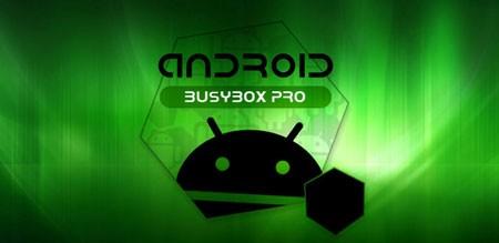 BusyBox Pro 70 دانلود نرم افزار نصب و حذف آسان بیزی باکس اندروید