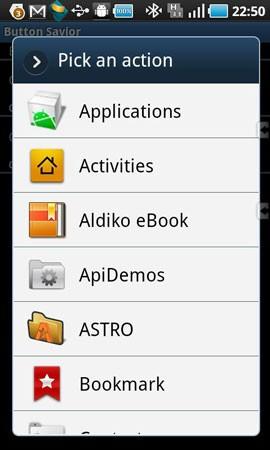 Button Savior (Root/Non Root) PRO 2.4.1 دانلود نرم افزار دکمه نرم افزاری