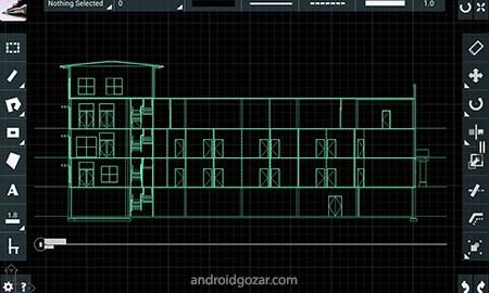 CAD Touch Pro 5.0.9 دانلود نرم افزار اتوکد