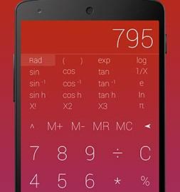 Calcoid™ Plus Sic Calculator 1.16 دانلود ماشین حساب علمی حیرت انگیز
