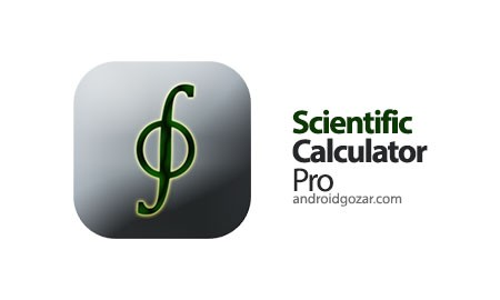 Scientific Calculator Pro 2.5.4 دانلود نرم افزار ماشین حساب علمی
