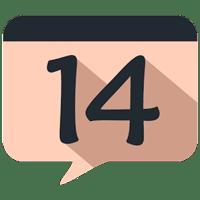 Calendar Status PRO 2.3.1.1 نمایش رویدادهای تقویم در نوار وضعیت