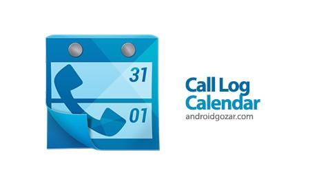 Call Log Calendar 2.2.0 دانلود نرم افزار تقویم تماس ها