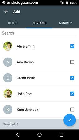 Calls Blacklist PRO 3.2.36 مسدود کردن تماس و پیامک اندروید