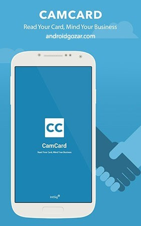 دانلود CamCard – Business Card Reader 7.59.1.20190715 اسکن کارت ویزیت