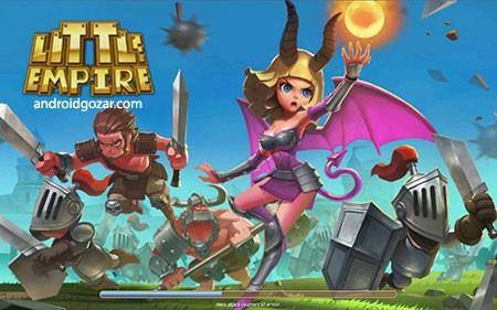 دانلود بازی Little Empire 1.26.4 امپراطوری کوچک اندروید