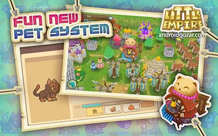 Little Empire 1.26.2 دانلود بازی امپراطوری کوچک اندروید
