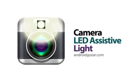 Camera LED Assistive Light 1.7 دانلود نور LED کمکی دوربین