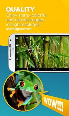 Camera MX Pro 4.7.188 دانلود نرم افزار دوربین شگفت انگیز اندروید