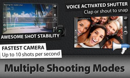 دانلود Camera ZOOM FX Premium 6.3.6 دوربین عکاسی حرفه ای اندروید