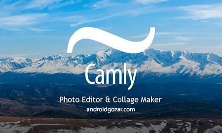 Camly Pro – Photo Editor 1.9 Paid دانلود نرم افزار ویرایش حرفه ای عکس