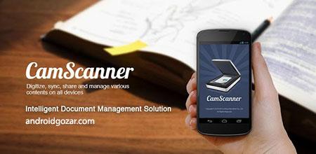 دانلود CamScanner Full 5.15.5.20191206 – اسکن و ذخیره اسناد اندروید