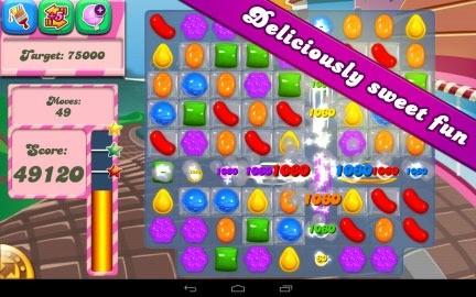 دانلود Candy Crush Saga 1.164.0.3 – بازی کندی کراش ساگا اندروید + مود