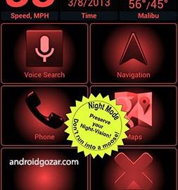 Car Home Ultra Full 4.40 دانلود نرم افزار رانندگی امن و آسان اندروید