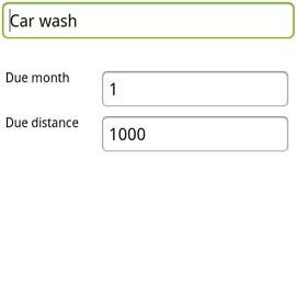 Car manager (mileage,expenses) Full 3.2.2 مدیریت اتومبیل