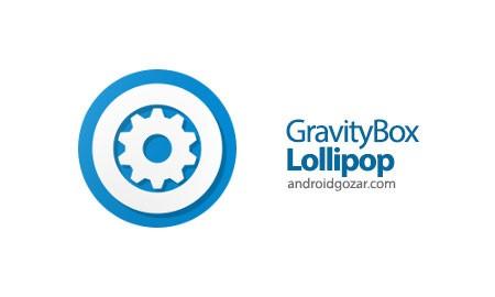 GravityBox [LP] 5.4.6 Unlocked دانلود ماژول اکسپوزد اندروید لالی پاپ