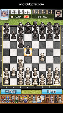 دانلود Chess Master King 20.12.03 بازی شطرنج حرفه ای اندروید + مود