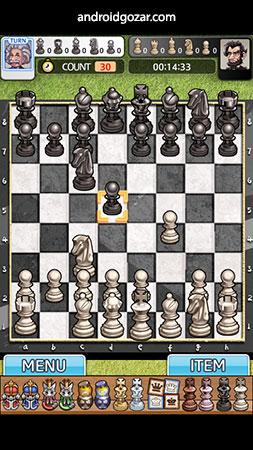 Chess Master King 19.05.07 دانلود بازی شطرنج حرفه ای + مود
