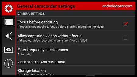 Cinema FV-5 1.52 دانلود نرم افزار ویدئوگرافی حرفه ای