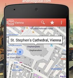 City Maps 2Go Pro Offline Maps 11.3.1 دانلود نرم افزار نقشه آفلاین جهان