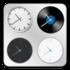 ClockQ Analog – clock widget 1.0 دانلود نرم افزار ساعت های آنالوگ زیبا