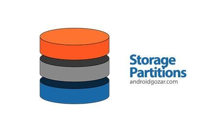 Storage Partitions Premium 4.1.2 دانلود نرم افزار نمایش اطلاعات پارتیشن ها