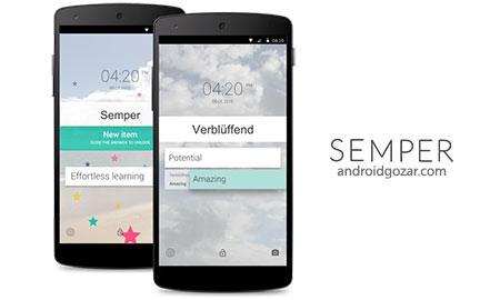 Semper Premium 6.0.031 دانلود نرم افزار اندروید یادگیری آسان همه چیز