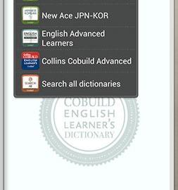 Collins English Dictionary 4.3.05.14475 دانلود دیکشنری انگلیسی کالینز اندروید