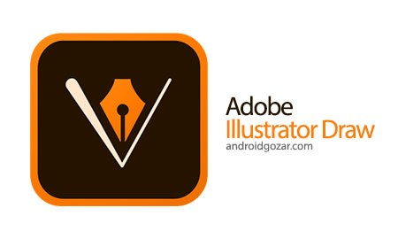 Adobe Illustrator Draw 3.3.64 دانلود نرم افزار طراحی دیجیتال اندروید