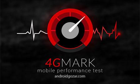 4Gmark (Full & Speed Test) 3.3.1 تست سرعت اینترنت اندروید