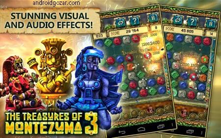 Treasures of Montezuma 3 1.4.0 دانلود بازی گنجینه های مونتزوما+دیتا