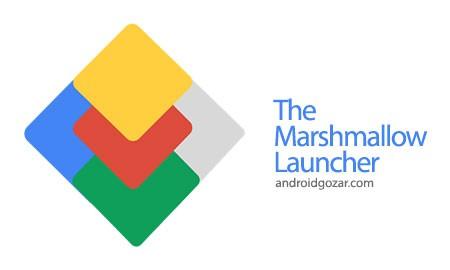 MM Home-Marshmallow Launcher Prime 105.7 دانلود لانچر زیبای اندروید