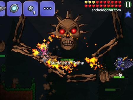 Terraria 1.2.12785 دانلود بازی گلخانه+مود+دیتا
