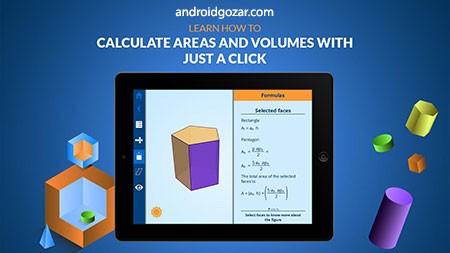 Arloon Geometry 1.3.3 دانلود نرم افزار مطالعه چند وجهی در کلاس هندسه