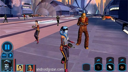 Star Wars™: KOTOR 1.0.6 دانلود بازی جنگ ستارگان: شوالیه های جمهوری قدیمی+مود+دیتا