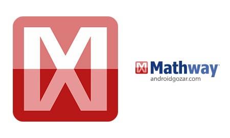 دانلود Mathway 3.3.13 – برنامه حل مسائل ریاضی در اندروید