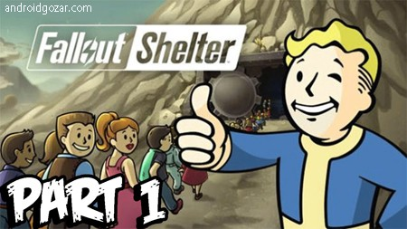 Fallout Shelter 1.13.8 دانلود بازی پناهگاه فال اوت شلتر اندروید + مود + دیتا