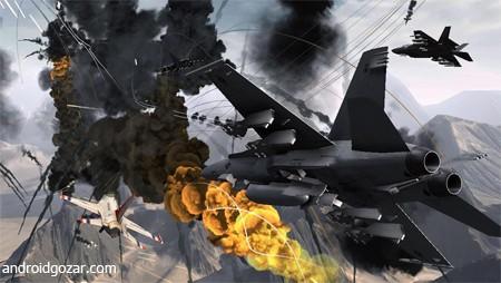 Call Of ModernWar:Warfare Duty 1.1.7 بازی ندای جنگ مدرن: ماموریت نبرد+مود