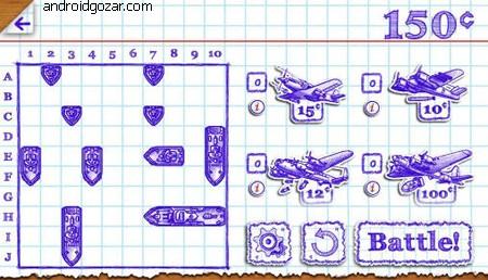 دانلود Sea Battle 2 2.4.5 بازی جنگ دریایی 2 اندروید + مود
