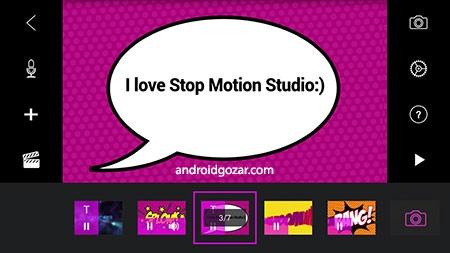 Stop Motion Studio Pro 5.1.0.7859 نرم افزار ساخت استاپ موشن اندروید