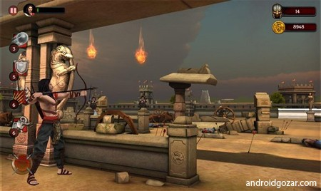 دانلود Ashoka:The Game 3.0 بازی اکشن آشوکا اندروید + مود