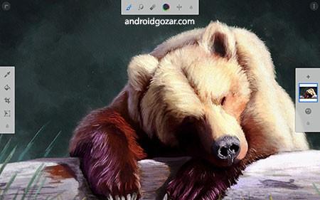 Painter Mobile FULL 2.1.3 دانلود نرم افزار نقاشی در موبایل