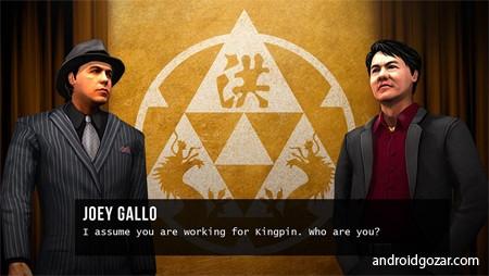 Syndicate City: Anarchy 1.1.9 بازی سندیکای شهر: هرج و مرج اندروید+مود