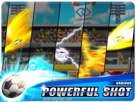 دانلود Head Soccer 6.9.2 بازی فوتبال کله ای اندروید + مود