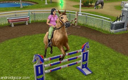 The Sims™ FreePlay 5.42.0 دانلود بازی رایگان سیمز اندروید + مود